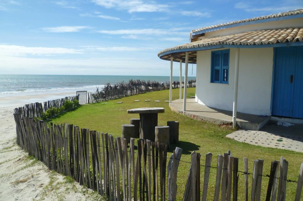 Turismo comunitario en la Prainha do Canto Verde, Brasil
