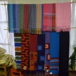 Tienda de artesanias de comercio justo en La Paz, Bolivia